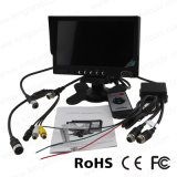 7 polegadas TFT LCD Monitor Back-up Camera System