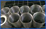 L'alluminio della vernice del cappotto della polvere si è sporto la tubazione/tubo/tubo 6060 T6