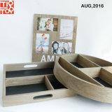 Cadre de tableau en bois neuf d'ASTM seul