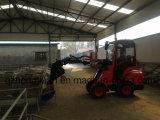 ヨーロッパの市場動物挿入のための中国の農場のローダー(ZL08F)