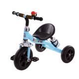 2016 oberstes populäres Stahlrahmen-Kind-Dreirad
