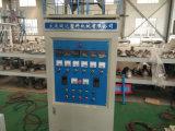 HDPE-LDPE-einzelnes Schrauben-Doppelt-Hauptdurchbrennenfilm-Maschine