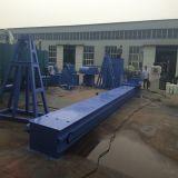 Planta do tratamento da água da máquina de enrolamento do filamento do tanque de FRP