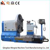 Primer torno de cara del CNC de China con la alta calidad estable para el torneado de la rueda (CK64200)