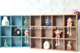 Ретро кухонный шкаф древесины шкафа архива офиса конструкции