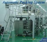 Automatische Plastikbefestigungs-Verpackungsmaschine