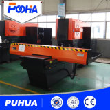 Máquina de la prensa de sacador de la torreta del CNC de la hoja de metal del CNC AMD-255 de China
