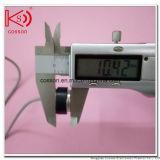 trasduttore ultrasonico del tester di scorrimento dell'acqua 1MHz