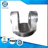 CNC die de Gesmede Hydraulische Delen van de Precisie Ck45 voor Industrie machinaal bewerken
