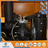 China Minería Pala Cubo Mini Frente cargador de ruedas