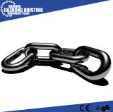 10mm Huaxin G80の鋼鉄チェーン黒い鎖