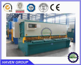 금속 Steel Sheet Plate CNC Hydraulic Guillotine Shearing 기계