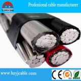 الألومنيوم موصل XLPE معزول ABC الكابلات الكهربائية (JKLYJ)