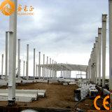 Une expérience préfabriquée diplôméee par ce d'années de la structure métallique Workshop-20 (SS-376)
