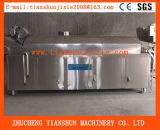 Machine tsbsd-10 van de Sterilisatie van de Pasteurisatie van het Type van Staaf van de Lopende band van de pasteurisatie Rolling