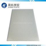 Bereiftes freies Polycarbonat-Dach-Panel für Autoparkplatz