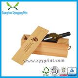 Выполненная на заказ выдвиженческая дешевая деревянная оптовая продажа коробки чая