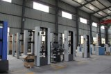 Fußboden-Typ Digitalanzeigen-elektronische dehnbare Prüfungs-allgemeinhinmaschinen (100N-600KN)