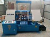 CNCのパネルはGhs4228バンド鋸引き機械を見た