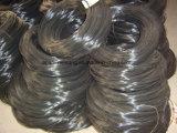 alambre destemplado negro suave de la calidad 20gauge