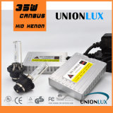 Unionluxの照明細いキセノンによって隠される変換キットH4 H/L 12V Canbusのバラスト