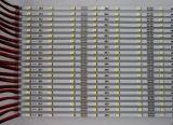 Hohes Bright 4mm Wideth 2835 LED Rigid Bar Strip