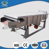 Macchina di legno di vibrazione automatica elettrica del setaccio della segatura