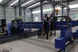 Máquina de estaca grande do plasma do CNC da fonte do plasma da capacidade