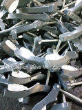 웨이퍼와 러그 유형 나비 벨브를 위한 보편적인 알루미늄 손잡이