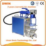 20W/30W/50W 소형 금속 섬유 색깔 Laser 로고 표하기 기계 가격