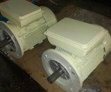 Мотор AC одиночной фазы (держатель фланца, алюминиевое снабжение жилищем, 0.12 - 7.5kW)