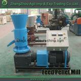 molino de la pelotilla de la alimentación del ganado 500kg/H ampliamente utilizado en granja avícola