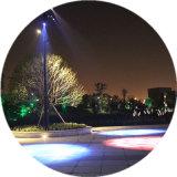 2017 neuester langer Bild-Reklameanzeige-Projektor des Projektions-Abstands-1200W sechs