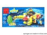 Aqua-Serien-EntwerferBathyscaphe 128PCS blockt Spielwaren