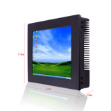 8 '' eingebetteter Industrial Touch Panel PC mit Atom N2800/N2600 Dual Core 1.8GHz