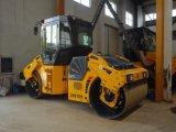 최신 판매 및 좋은 가격 10 톤 도로 롤러 쓰레기 압축 분쇄기