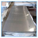 Placa de acero inoxidable superficial 321 del espejo