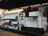 sistema do pré-tratamento do gás 400kw usado nas centrais energéticas