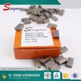 5.5mm 이란 시장을%s 다중 다이아몬드 세그먼트 절단기