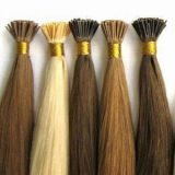 Les cheveux humains brésiliens de 100% j'incline le cheveu de Vierge de qualité de prolonge de cheveu