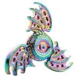 Regenbogen-Adler-Augen-Drache-Flügel-Spinner