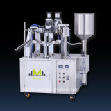 Mzh Sp 자동적인 Laminited 관 충전물 및 밀봉 기계