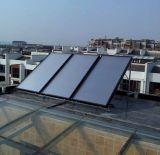 Riscaldamento dell'acqua termico solare dello schermo piatto