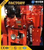 Plataforma de perforación de Hh-150 Borewell con el martillo de DTH para la venta