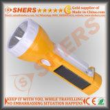 Torcia elettrica solare di 1W LED con la lampada di scrittorio dei 10 LED (SH-1909)