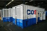 Ce/CIQ/Soncap/ISOの証明書とのホーム及び産業使用のための1000kw/1025kVA Cummins力の防音のディーゼル発電機