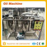 Planta de la refinería de petróleo de la máquina/de cacahuete de extrudado del petróleo de cacahuete de la alta calidad