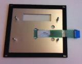 Commutateur en aluminium de Membran de transparent de carte à circuit de la haute fiabilité DEL de plaque