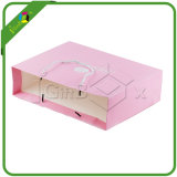 Rosafarbene Geschenk-Beutel u. Kissen-Kasten für Zubehör