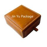 Rectángulo de empaquetado del caso del almacenaje del regalo de la joyería de la cartulina